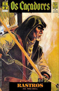 Cover Thumbnail for Os Caçadores (Editora Abril, 1989 series) #3