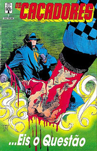 Cover Thumbnail for Os Caçadores (Editora Abril, 1990 series) #3