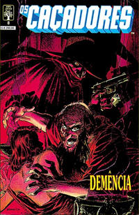 Cover Thumbnail for Os Caçadores (Editora Abril, 1990 series) #8