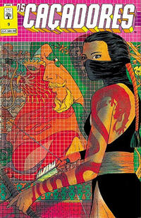 Cover Thumbnail for Os Caçadores (Editora Abril, 1990 series) #9