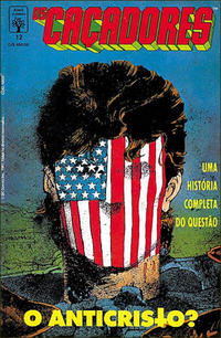 Cover Thumbnail for Os Caçadores (Editora Abril, 1990 series) #12