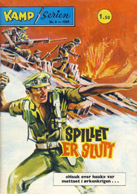Cover Thumbnail for Kamp-serien (Se-Bladene, 1964 series) #6/1969
