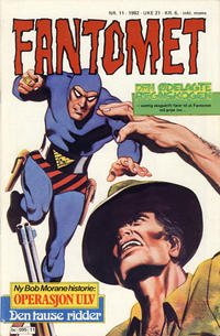 Cover Thumbnail for Fantomet (Semic, 1976 series) #11/1982