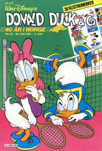 Cover Thumbnail for Donald Duck & Co (Hjemmet, 1948 series) #26/1988