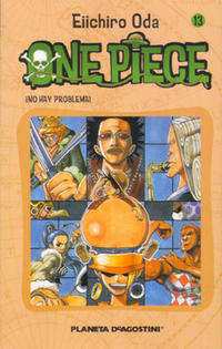 Cover Thumbnail for One Piece (Planeta DeAgostini, 2003 series) #13