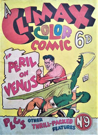 Cover Thumbnail for Climax Color Comic (K. G. Murray, 1947 series) #9