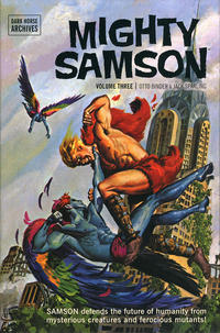 Cover Thumbnail for Mighty Samson (Dark Horse, 2010 series) #3