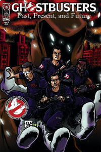 Cover Thumbnail for Ghostbusters: Past, Present, and Future (IDW, 2009 series)  [Cover B]