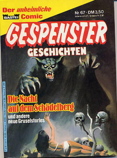 Cover for Gespenster Geschichten (1980 series) #67