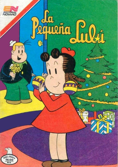 Cover for La Pequeña Lulú (Editorial Novaro, 1951 series) #567