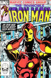 Cover for Iron Man (Marvel, 1968 series) #170 [Direct]
