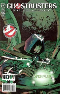 Cover Thumbnail for Ghostbusters: Displaced Aggression (IDW, 2009 series) #3 [Cover B]