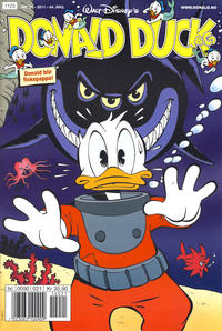 Cover Thumbnail for Donald Duck & Co (Egmont Serieforlaget, 1997 series) #21/2011