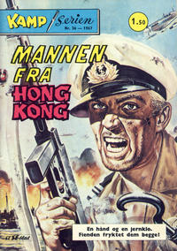 Cover Thumbnail for Kamp-serien (Se-Bladene, 1964 series) #36/1967