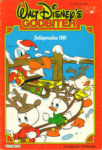 Cover Thumbnail for Walt Disney's Godbiter (Hjemmet, 1981 series) #34