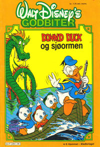 Cover Thumbnail for Walt Disney's Godbiter (Hjemmet, 1981 series) #36