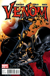 Cover Thumbnail for Venom (Marvel, 2011 series) #3