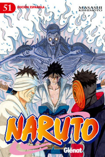 Cover for Naruto (2002 series) #51