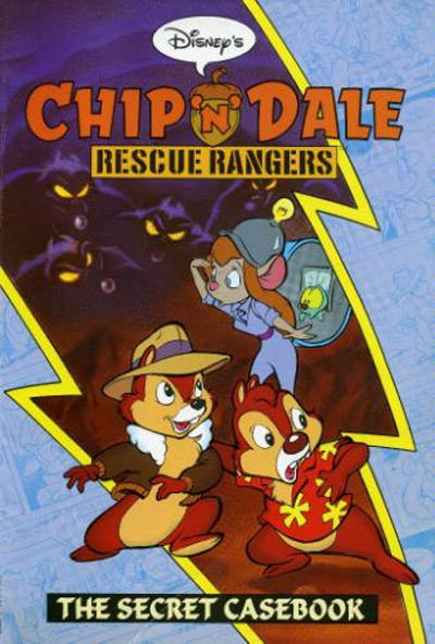 Cover for Disney's Cartoon Tales: Chip 'n' Dale Rescue Rangers (Disney, 1991 series)