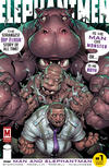 Cover Thumbnail for Elephantmen: Man and Elephantman (2011 series) #1 [Ed McGuinness]