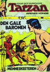 Cover for Tarzan [Jungelserien] (Illustrerte Klassikere / Williams Forlag, 1967 series) #22/1974