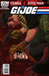 Cover Thumbnail for G.I. Joe (IDW, 2011 series) #2