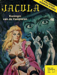 Cover Thumbnail for Jacula (De Vrijbuiter; De Schorpioen, 1973 series) #46