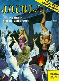 Cover Thumbnail for Jacula (De Vrijbuiter; De Schorpioen, 1973 series) #52