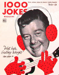 Cover Thumbnail for 1000 Jokes (Dell, 1939 series) #57