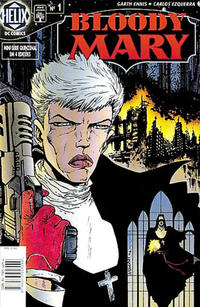 Cover Thumbnail for Bloody Mary (Editora Abril, 1998 series) #1