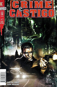 Cover Thumbnail for Crime e Castigo (Editora Abril, 1998 series) #1