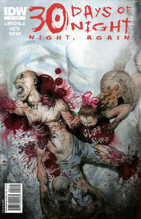 Cover Thumbnail for 30 Days of Night: Night, Again (IDW, 2011 series) #2