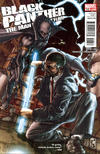 Cover for Black Panther: The Man Without Fear (Marvel, 2011 series) #518