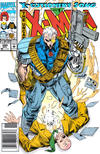 Cover Thumbnail for The Uncanny X-Men (1981 series) #294 [Newsstand Edition]