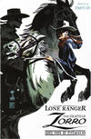 Lone Ranger &amp; Zorro: The Death of Zorro #4