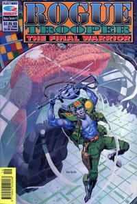 Cover Thumbnail for Rogue Trooper: The Final Warrior (Fleetway/Quality, 1992 series) #9