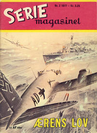 Cover Thumbnail for Seriemagasinet (Se-Bladene, 1955 series) #2/1977