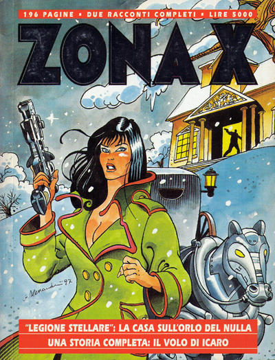 Cover for Zona X (1995 series) #31