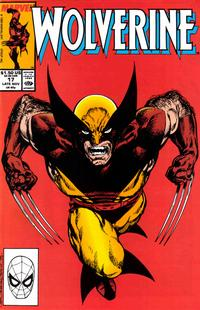 Cover Thumbnail for Wolverine (Marvel, 1988 series) #17 [Direct Edition]