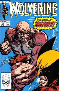 Cover Thumbnail for Wolverine (Marvel, 1988 series) #18 [Direct Edition]