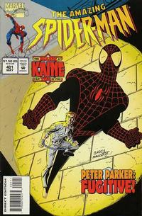 Cover Thumbnail for The Amazing Spider-Man (Marvel, 1963 series) #401 [Direct Edition]