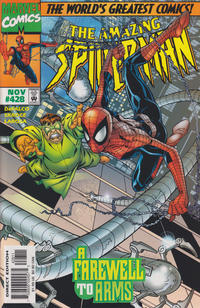 Cover Thumbnail for The Amazing Spider-Man (Marvel, 1963 series) #428 [Direct Edition]