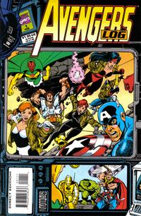 Cover for Avengers Log (1994 series) #1