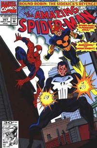 Cover Thumbnail for The Amazing Spider-Man (Marvel, 1963 series) #357 [Direct Edition]