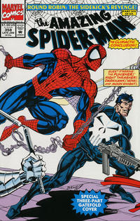 Cover Thumbnail for The Amazing Spider-Man (Marvel, 1963 series) #358 [Direct Edition]