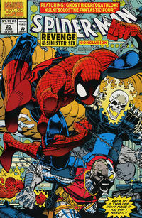 Cover Thumbnail for Spider-Man (Marvel, 1990 series) #23