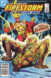 Cover Thumbnail for The Fury of Firestorm (1982 series) #19 [Newsstand]