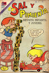 Cover for Sal y Pimienta (Editorial Novaro, 1964 series) #107