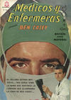 Cover for Médicos y Enfermeras (Editorial Novaro, 1963 series) #19