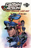 Cover for Captain Action: First Mission, Last Day (Moonstone, 2008 series)
